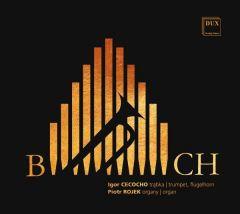 5902547012971 Bach - Transkriptionen für Trompete & Orgel CD