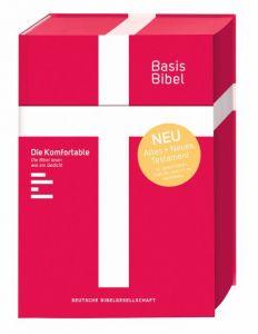 BasisBibel. Die Komfortable. Rot  9783438009012