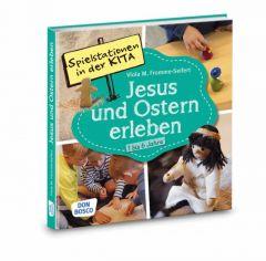 Jesus und Ostern erleben Fromme-Seifert, Viola M 9783769823417