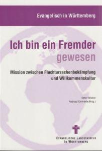 Ich bin ein Fremder gewesen Detlef Blöcher/Andreas Kümmerle 9783945369890