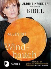Alles ist Windhauch Kriener, Ulrike 9783843611213