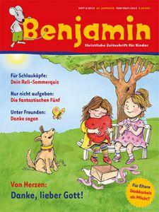 Benjamin-Abo ins EU-Ausland (z.B. AT oder CH)