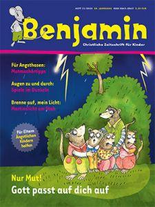 Jahres-Abo Kinderzeitschrift Benjamin