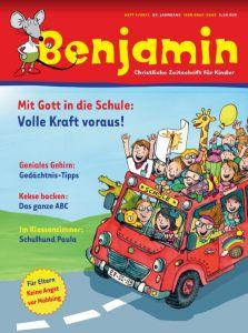 Benjamin zum Schulanfang 2021