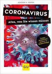 Coronavirus Heepen, Günther H/Streeck, Hendrik 9783833877148