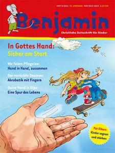 Geschenk-Abo Kinderzeitschrift Benjamin