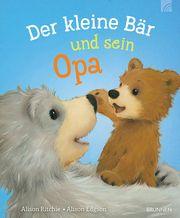 Der kleine Bär und sein Opa Ritchie, Alison 9783765559969
