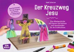 Der Kreuzweg Jesu. Scherzer, Gabi 9783769823547