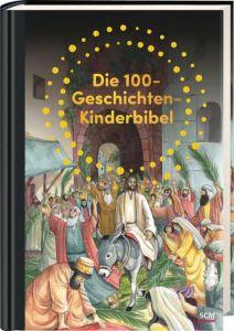 Die 100-Geschichten-Kinderbibel Jones, B A 9783417288254