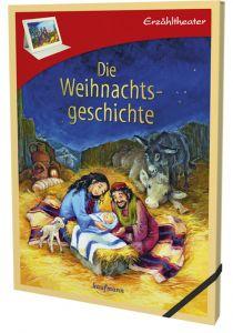 Erzähltheater: Die Weihnachtsgeschichte