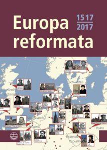 Europa reformata Michael Welker/Michael Beintker/Albert de Lange 9783374041190