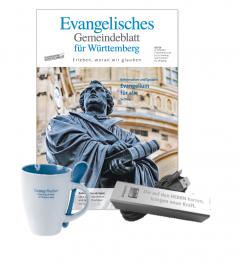 Evangelisches Gemeindeblatt - 6-Monats-Abo mit Prämie