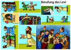 Figurenset - Die Berufung des Levi