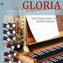 Gloria - festliche Musik für Trompete und Orgel