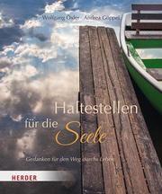 Haltestellen für die Seele Öxler, Wolfgang 9783451032790