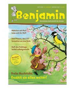 Benjamin Einzelheft April 2021