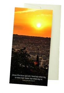 Jahreslosung Motiv Gemeindeblatt Doppelkarte