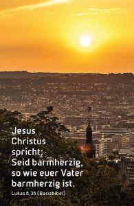 Gemeindeblatt Jahreslosung 2020 Poster