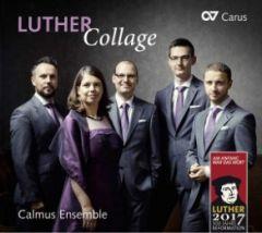 Luther Collage Calmus Ensemble 4009350834781