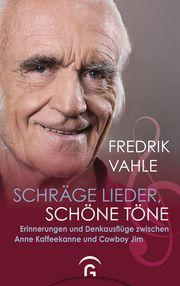 Schräge Lieder, schöne Töne Vahle, Fredrik 9783579014852