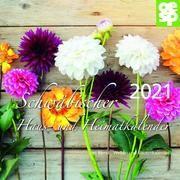 Schwäbischer Haus- und Heimatkalender 2021  9783965550506