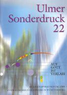 Ulmer Sonderdruck 22 Auf Gott ist Verlass