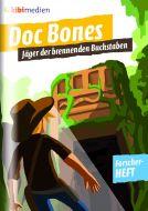 Doc Bones - Jäger der brennenden Buchstaben Teilnehmerheft