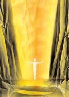 Im finsteren Tal kein Unglück fürchten - Postkarte 12er-Set