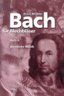 Bach für Blechbläser Heft 2