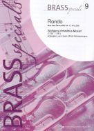 Brass Specials 9 Rondo aus der Serenade Nr. 6 KV 239