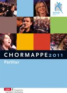 Chormappe 2011 Partitur
