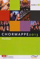 Chormappe 2013 Partitur