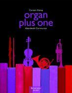 Organ plus one - Heft Abendmahl