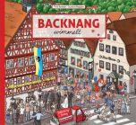 Backnang wimmelt Krehan, Tina/Nopper, Gudrun 9783842520073