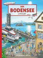 Der Bodensee wimmelt Krehan, Tina 9783842520059