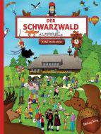Der Schwarzwald wimmelt Schneider, Katja 9783842520424
