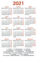 Jahreslosung Gemeindeblatt Minikalender