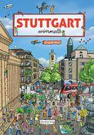 Stuttgart wimmelt Krehan, Tina 9783842513099