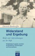 Widerstand und Ergebung Bonhoeffer, Dietrich 9783579071411